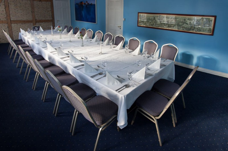Restaurant Reykjavik Blue room