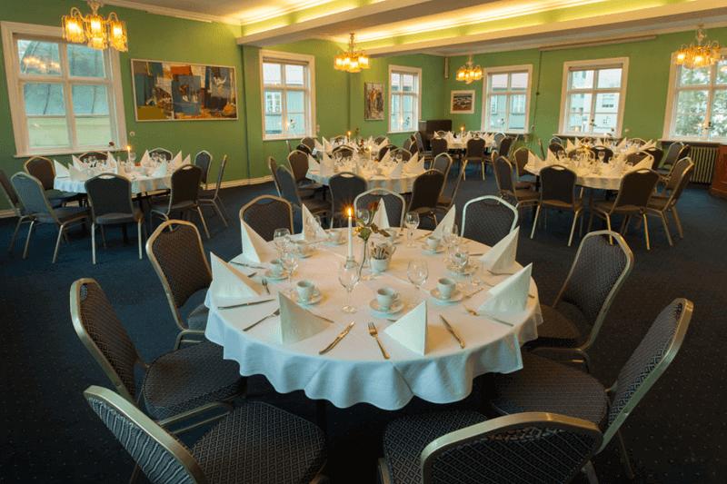 Restaurant Reykjavik Green room