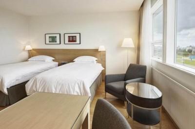 Hilton Reykjavik Nordica guest room
