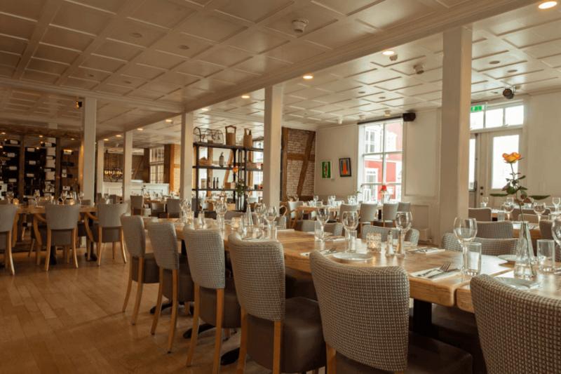 Restaurant Reykjavik Main room