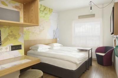 Marina boutique hotel standard room