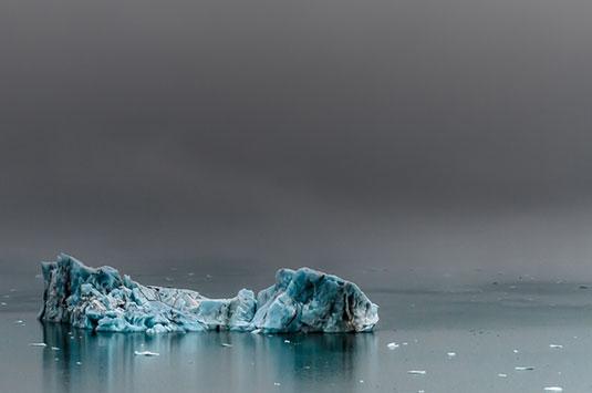 Glacier-Lagoon