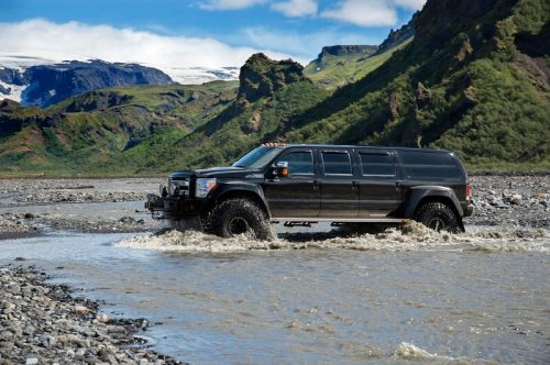 Thorsmork super jeep tour