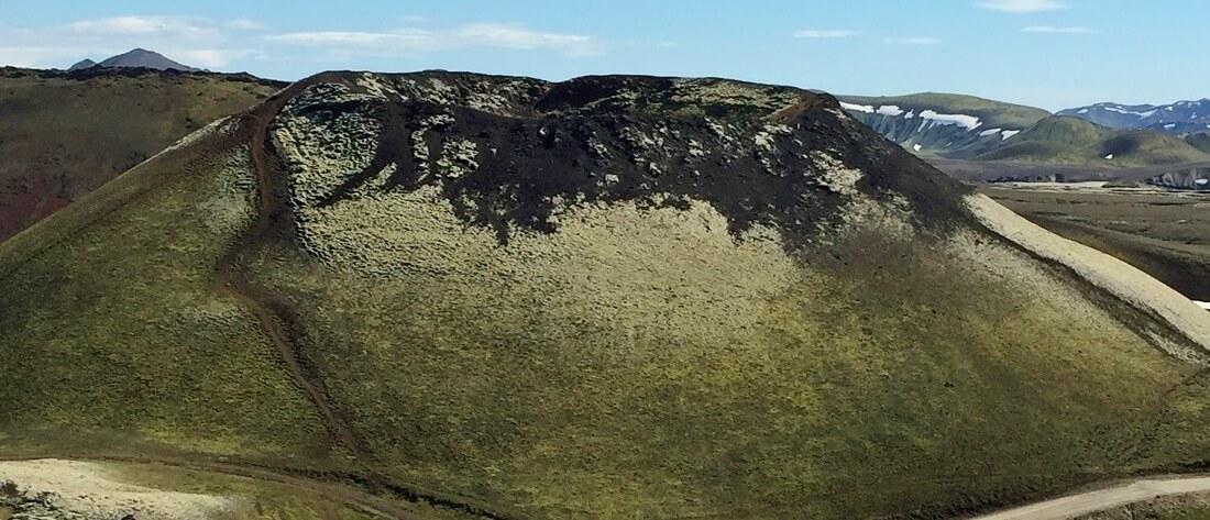Landmannalaugar buggy