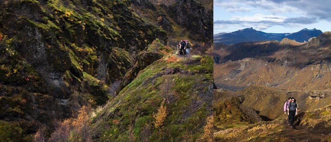 hike thorsmork
