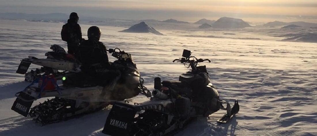 snowmobile self drive