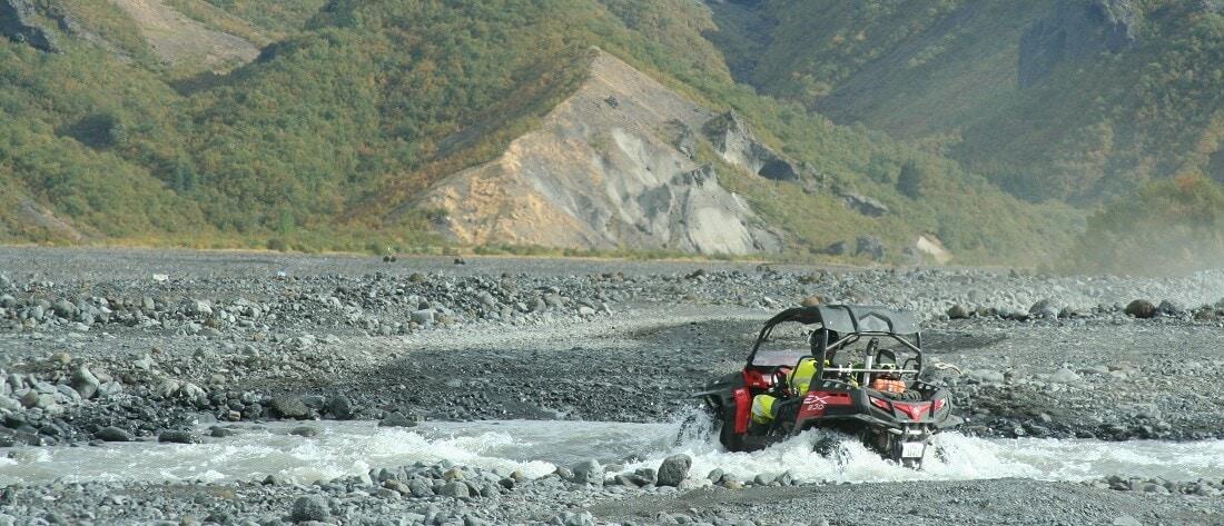 Thorsmork buggy adventure