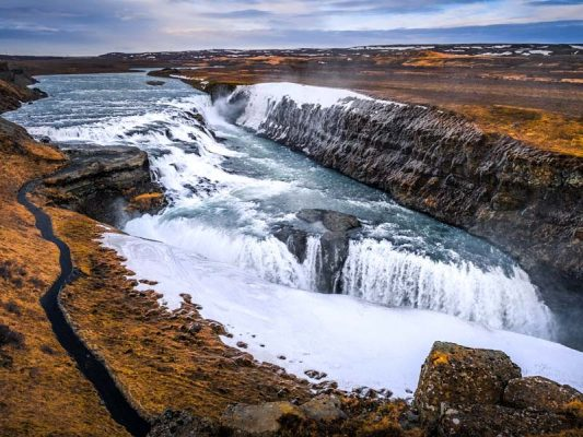 golden-circle-ice-cave-tour-gullfoss