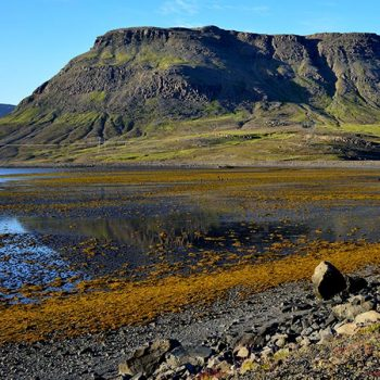 Hvalfjordur fjord