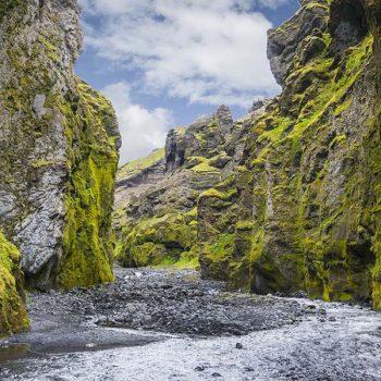 Stakkholtsgja canyon