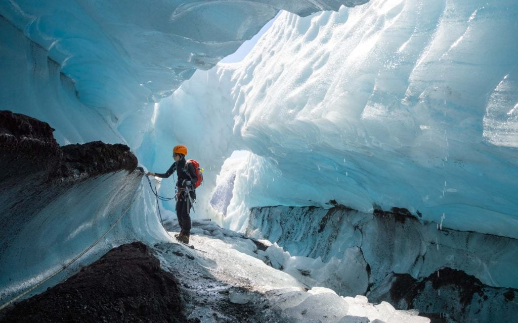 Glacier tours in Iceland