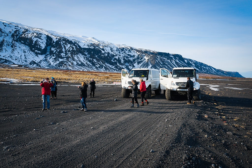 South Iceland guided tour