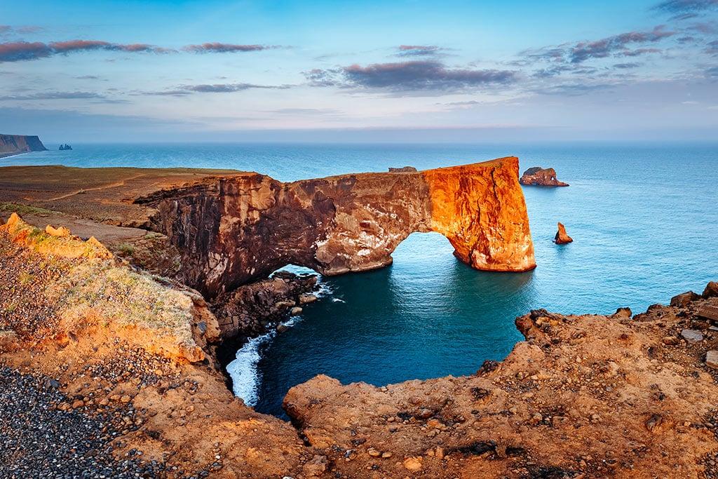 Dyrholaey promontory - South Coast of Iceland
