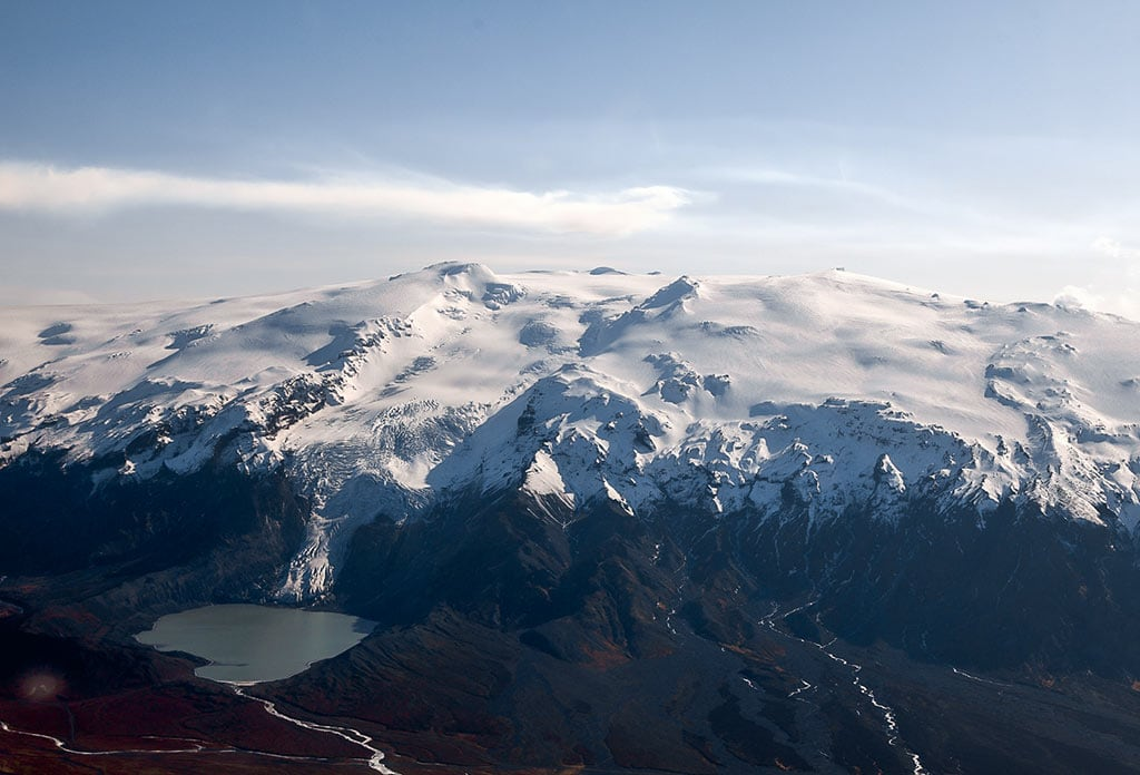Eyjafjallajökull is notorious the world over for causing havoc to air travel in 2010