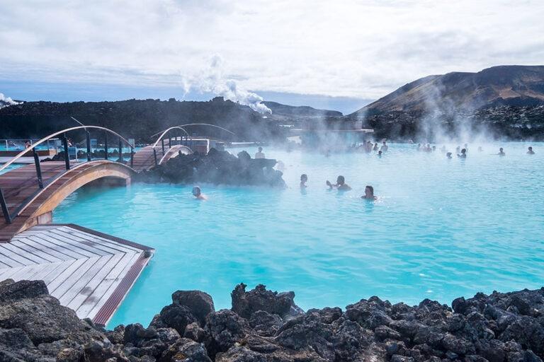 Iceland Winter Vacation - Blue Lagoon