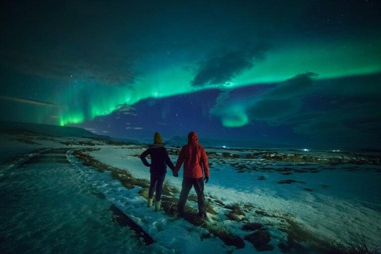 Northern Lights watching