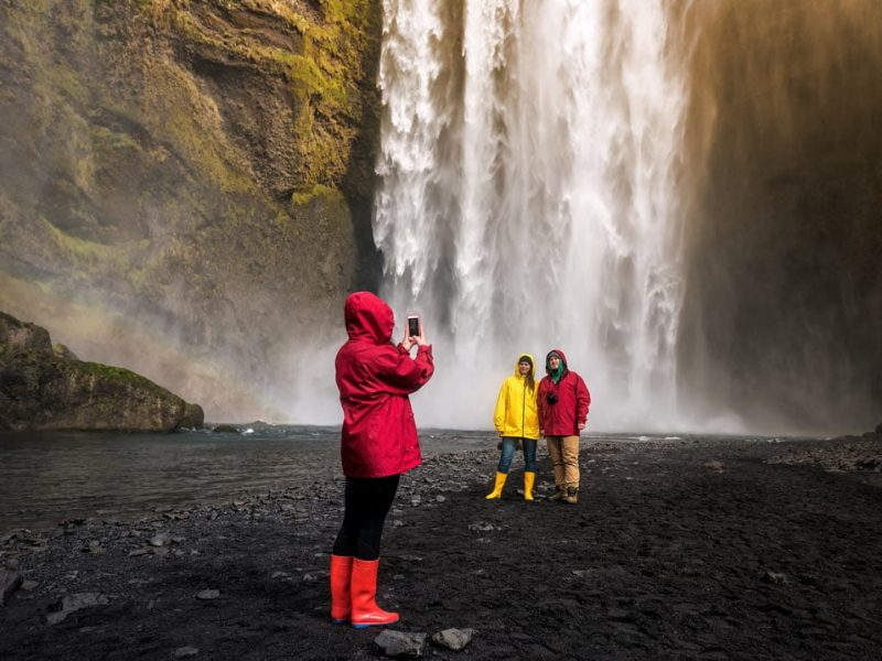 Iceland-Private-South-coast-tour-Skogafoss-travelers-SS1