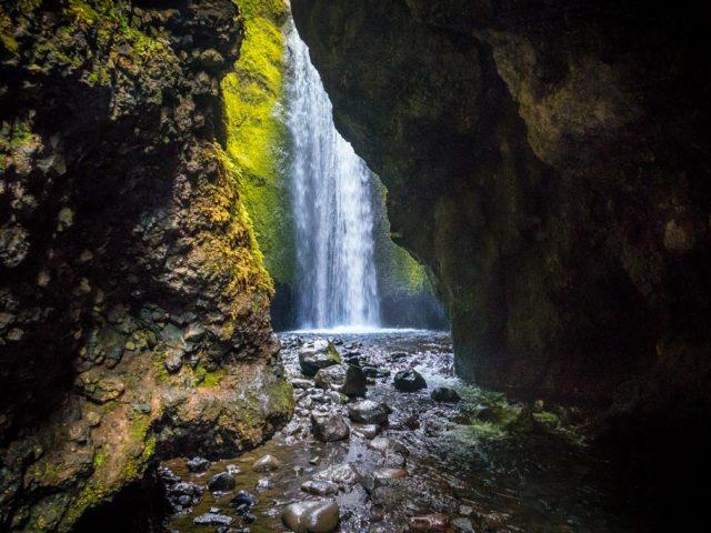 Iceland-Private-Thorsmork-Tour-secret-waterfall
