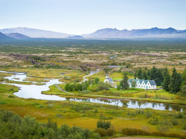 Iceland-private-golden-circle-tour-Thingvellir
