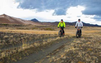 Fat Bike Adventure at Myvatn