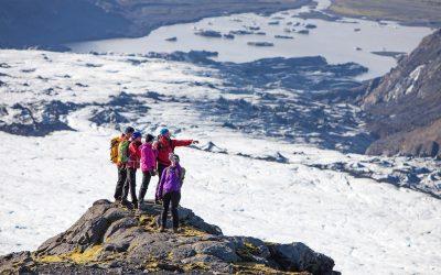 Glacier Panorama Trail - Solheimajokull hiking tour