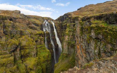 Glymur hiking & Krauma bathing tour