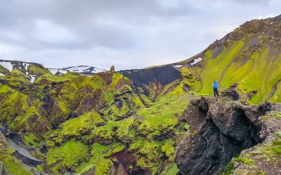 Hiking in Iceland on your own